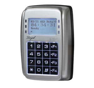 Malaysia Access Control Security System RFID SOYAL AR327H