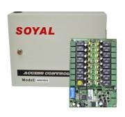 Soyal Multi Door 6