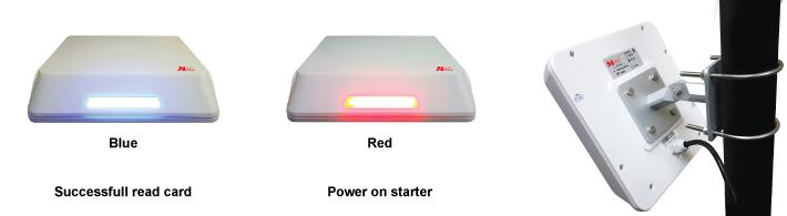 UHF long range reader access new