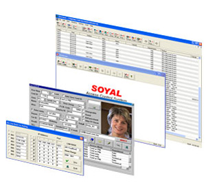 basic access control management SOYAL 701