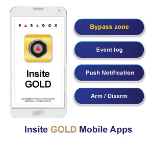 insite gold mobile apps