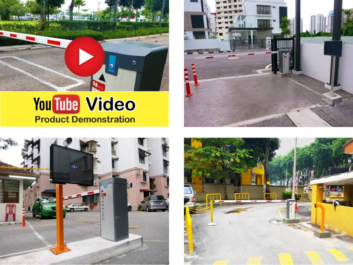 malaysia barrier gate industrial 1