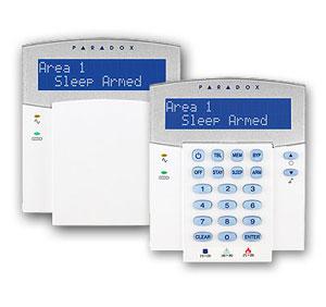 sistem pengera rumah K32LCD