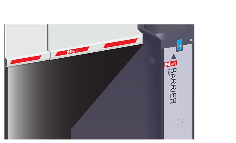 barrier BR618T 3