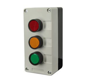 barrier gate push button2