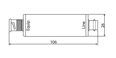cp cctv dimensions