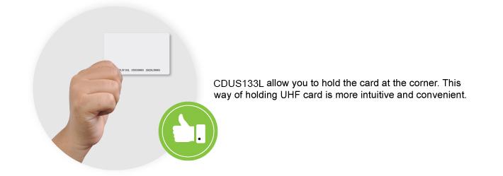 CDUS133L with hand good 2 1 1