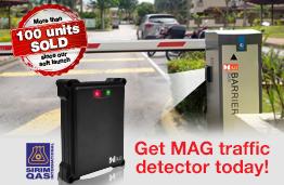 MAG Traffic Detector 1