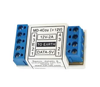 MD 4CCU12V Surge Isolator