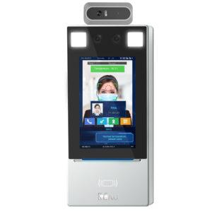 face door access reader system