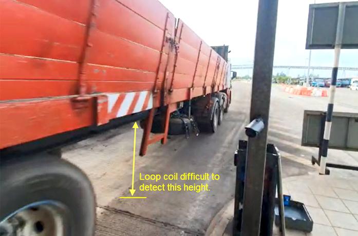 traffic detector high truck 1