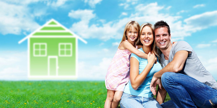 alarm happy family