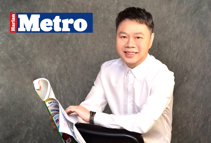 Harian Metro Jimmy2
