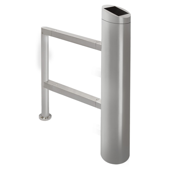 tubular barrier gates