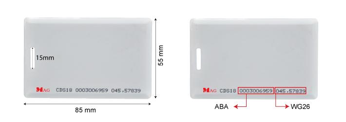 CDS18 Malaysia EM proximity card
