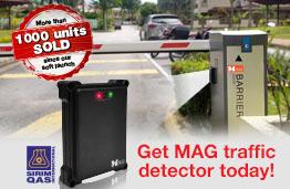 MAG Traffic Detector Update low