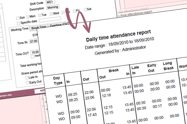 FASTER ATTENDANCE REPORTING2