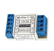 MD 4CCU12V Surge Isolator thumbnail2