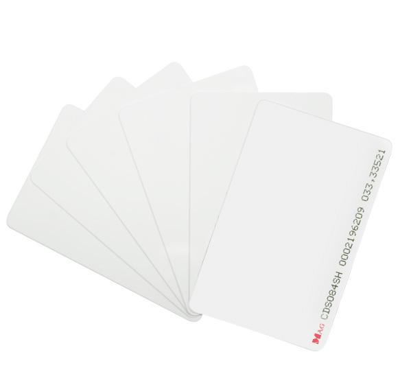 proximity card reader system