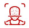 Face recognition visitor management system